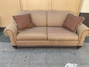 Light Brown Sofa (DELIVERY INCLUDED) for Sale in Beaverton, OR