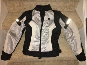 Women's motorcycle jacket for Sale in Warrenton, VA