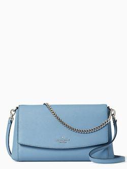 Authentic Kate Spade Blue Cross Body Bag for Sale in Lovettsville,  VA