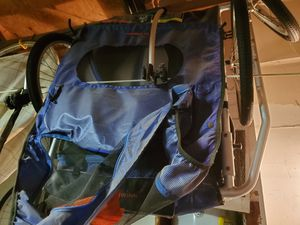Schwinn towable trailer or 3 wheel stroller for Sale in Silverado, CA