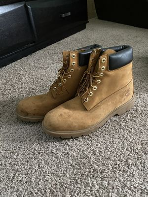 Work Boots (Timberlands) for Sale in North Las Vegas, NV