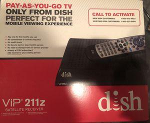 DISH Network Satellite Receiver VIP 211z for Sale in Denham Springs, LA