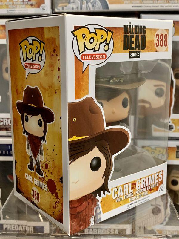 Funko Pop Television The Walking Dead Carl Grimes 388