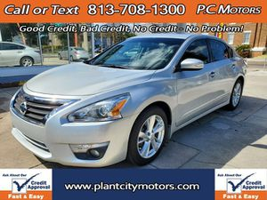 2015 Nissan Altima for Sale in Plant City, FL