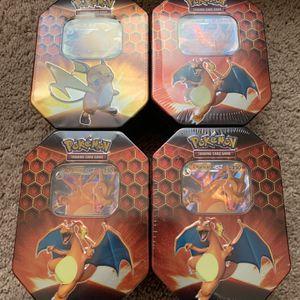 Pokémon Hidden Fates Tins for Sale in Schaumburg, IL