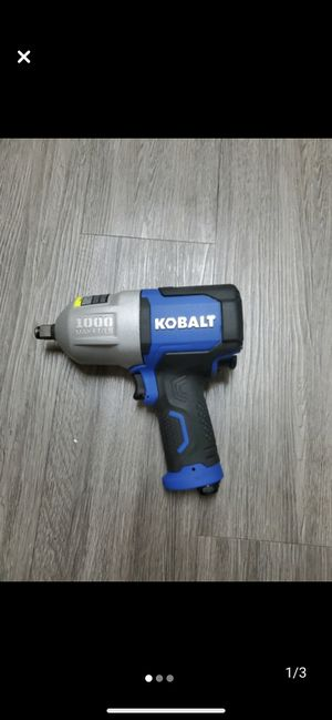 Kobalt Air Impact Wrench for Sale in Austin, TX