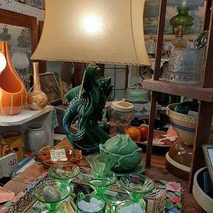 Carp lamp mid century for Sale in Edgewood, WA