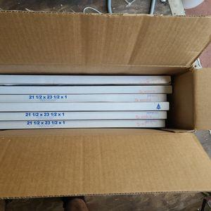 21.5x23.5x1 Air FILTERS 6PK for Sale in Hialeah, FL