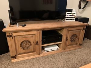 Entertainment Center/ TV Stand for Sale in Oklahoma City, OK