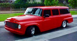 1964 International Harvester Travelall for Sale in Yorba Linda, CA