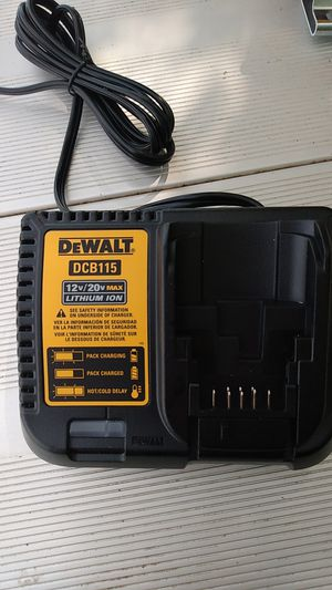 DeWalt charger for Sale in Rock Valley, IA