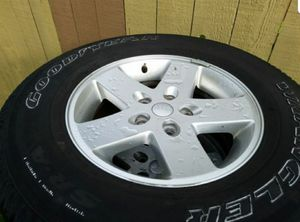 Jeep Wrangler OEM wheels for Sale in Vancouver, WA