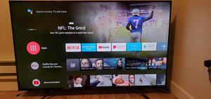 Hisense 55H8F 55 inch 4K Android Television for Sale in Seattle, WA