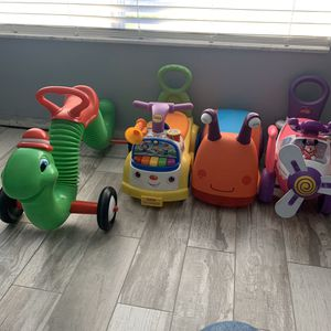 Kids/Baby Ride On Cars Toy for Sale in Davenport, FL