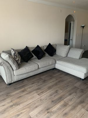 Couch for sale   Only used 1 year for Sale in Ashburn, VA