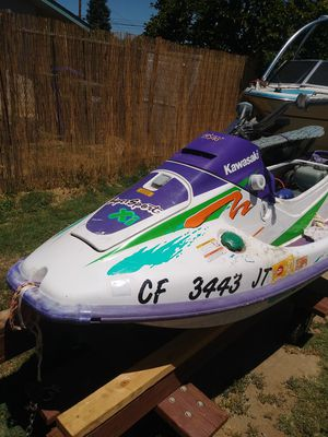 I do Fiberglass work boat and jet ski for Sale in Visalia, CA