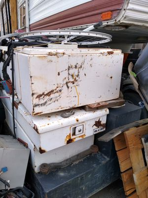 Tool boxes,ladder racks,push bars,fuel tanks for Sale in Denver, CO