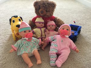 Baby doll / Toy Lot for Sale in Midlothian, VA