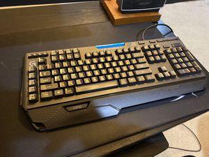 Logitech G910 gaming keyboard for Sale in Germantown, MD