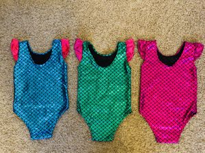 Brand New Mermaid Swimsuit with Matching Tote Bags for Sale in San Diego, CA