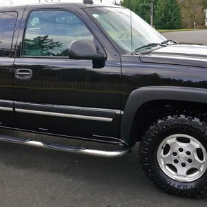 Adult owned 2003 Super DEAL Silverado BLACK for Sale in Tampa, FL
