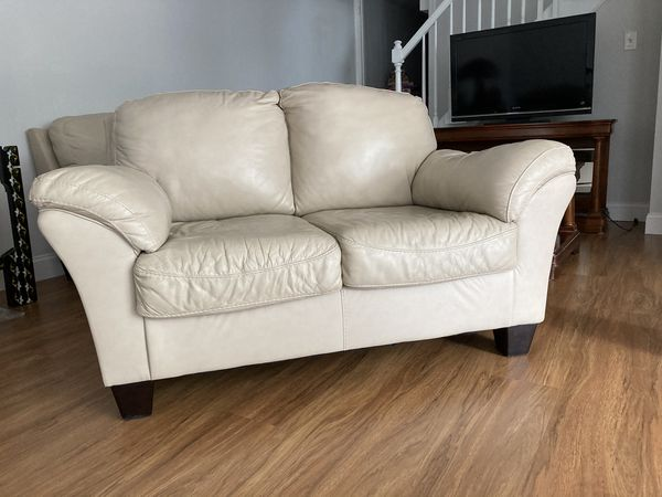 Leaving room set: Ashely Sofa, loveseat, Coffee table, and TV stand