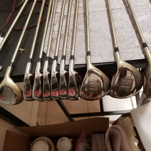 Prince First Lady Golf Clubs Full Set for Sale in Seattle, WA