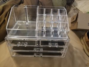 Makeup Organizer for Sale in Porter, TX