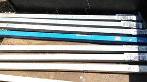 "(8) New 2"" x 2"" x 5' 6 1/2"" Square 2/25"" Thick Steel Tubing for Sale in Edgerton, MO"