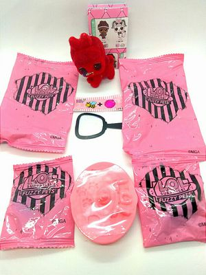 LOL Surprise Fuzzypets Hop Heart for Sale in Houston, TX