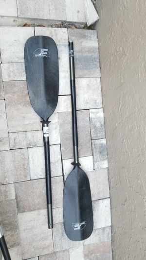 Tsunami Kayak Paddle for Sale in Largo, FL