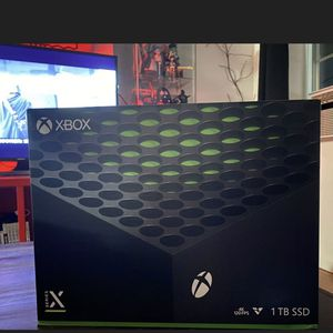 Xbox Series X 1TB Sealed for Sale in Milwaukie, OR