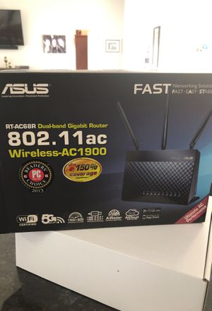 Asus Wireless router for Sale in Spring Hill, FL