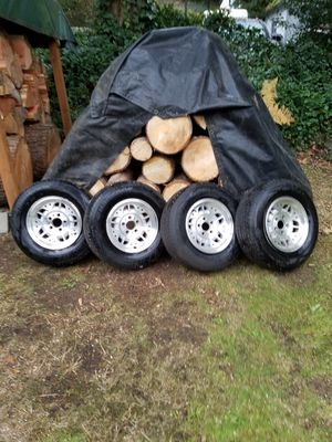 Ford ranger wheels and tires for Sale in Kent, WA