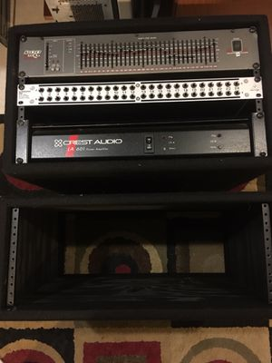 Rack audio equipment for sale for Sale in Croton-on-Hudson, NY