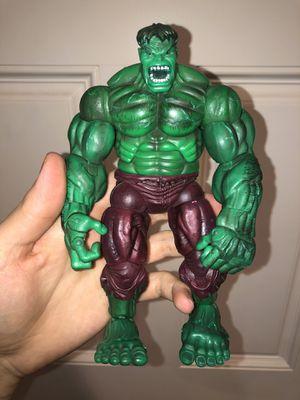Marvel legends action figure hulk for Sale in Los Angeles, CA