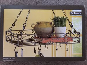 Brand new Hanging Pot Rack for Sale in Homestead, FL