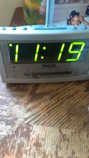 Alarm clock for Sale in North Lauderdale, FL