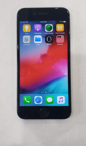 iPhone 6 grey, 16gb , unlock for any carrier, everything work perfect. for Sale in Lilburn, GA