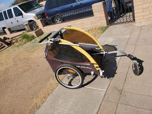 Burley bike trailer and stroller for Sale in Phoenix, AZ