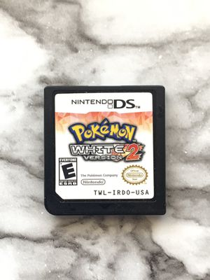 Pokémon White Version 2 - Nintendo DS for Sale in Chandler, AZ