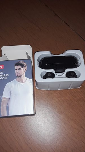 True wireless headset for Sale in Raleigh, NC