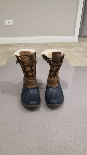 Women's size 10 Sperry Duck boots for Sale in Chicago, IL
