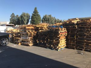 Free pallets for Sale in San Jose, CA