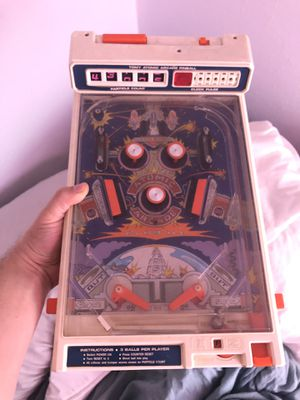 Tomy pinball arcade kids game vintage for Sale in Gladstone, OR