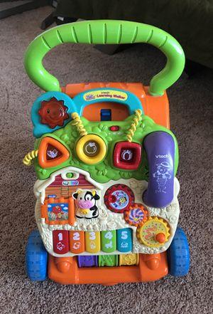Vtech baby learning walker for Sale in Show Low, AZ