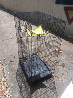 bird cage. 32 x22 n 48 inch tall. 300 other items. look under sellers other items for Sale in Atlanta, GA