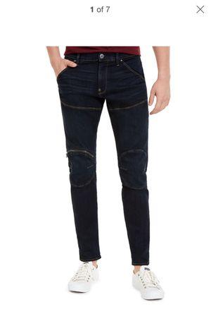 G star 5620 zip knee jeans brand new for Sale in Upper Marlboro, MD
