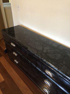 Granite Dresser for Sale in Everett, WA