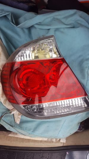 left tail light 05-06 Camry for Sale in Owings Mills, MD
